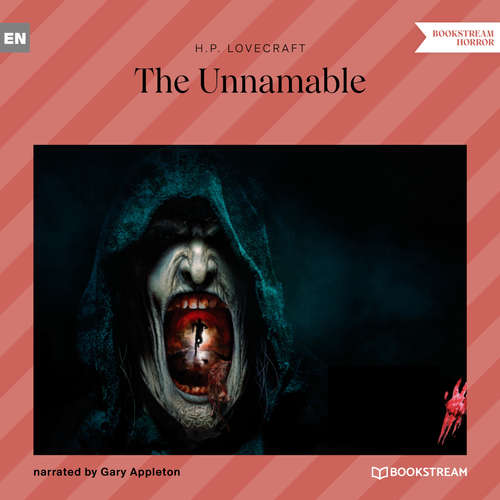 Audiobook The Unnamable - H. P. Lovecraft - Gary Appleton