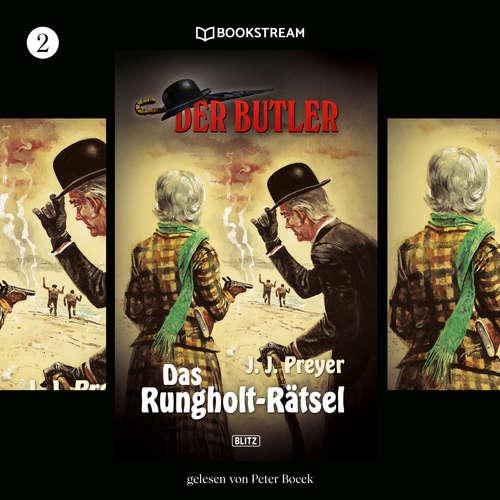 Hoerbuch Das Rungholt-Rätsel - Der Butler, Folge 2 - J. J. Preyer - Peter Bocek