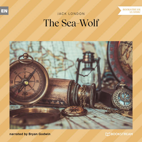 Audiobook The Sea-Wolf - Jack London - Bryan Godwin