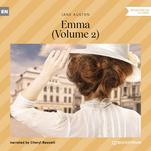Audiobook Emma, Vol. 2 - Jane Austen - Cheryl Bassett