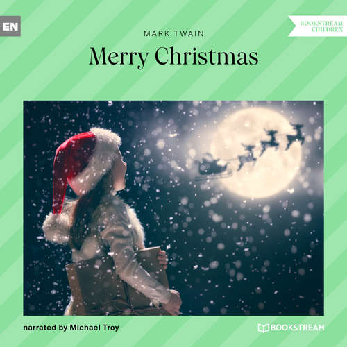 Audiobook Merry Christmas - Mark Twain - Michael Troy