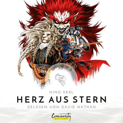 Hoerbuch Herz aus Stern - Nino Kerl - David Nathan