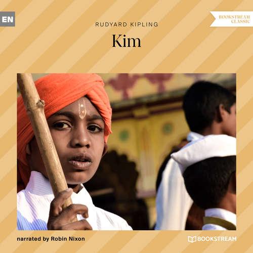 Audiobook Kim - Rudyard Kipling - Robin Nixon