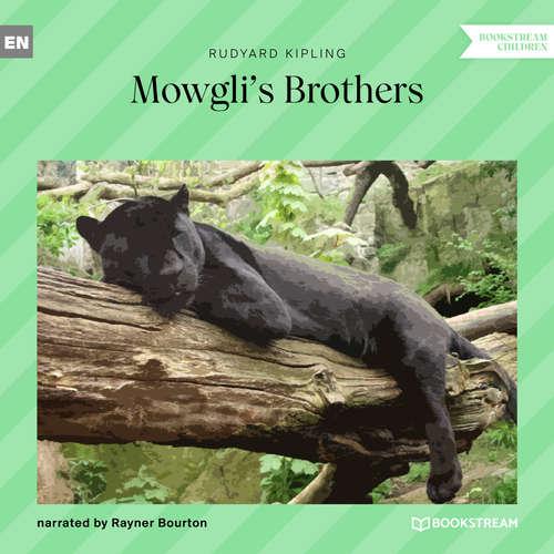 Audiobook Mowgli's Brothers - Rudyard Kipling - Rayner Bourton