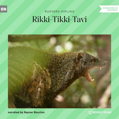 Audiobook Rikki-Tikki-Tavi - Rudyard Kipling - Rayner Bourton
