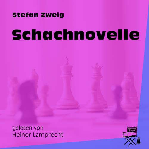 Hoerbuch Schachnovelle - Stefan Zweig - Heiner Lamprecht