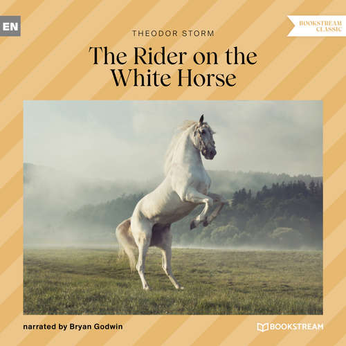 Audiobook The Rider on the White Horse - Theodor Storm - Bryan Godwin