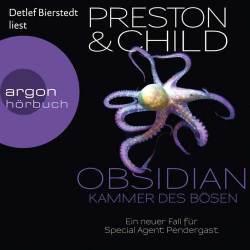 Hoerbuch Obsidian - Kammer des Bösen - Douglas Preston - Detlef Bierstedt