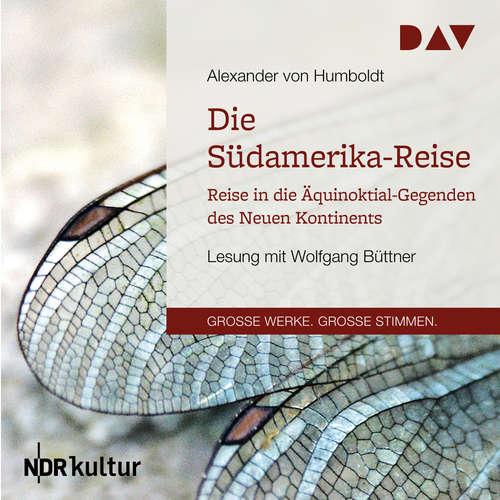 Hoerbuch Ansichten der Natur - Alexander von Humboldt - Wolfgang Büttner
