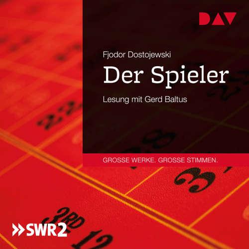 Hoerbuch Der Spieler - Fjodor Dostojewski - Gerd Balltus