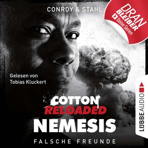 Hoerbuch Jerry Cotton, Cotton Reloaded: Nemesis, Folge 3: Falsche Freunde - Gabriel Conroy - Tobias Kluckert