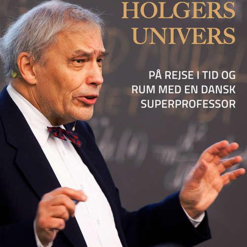 Audiokniha Holgers univers - Jens Kerte - Jesper Anthonsen