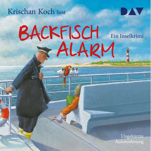 Hoerbuch Backfischalarm. Ein Inselkrimi - Krischan Koch - Krischan Koch