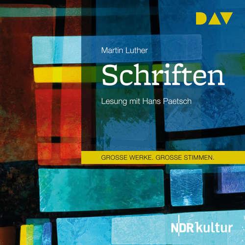 Hoerbuch Schriften - Martin Luther - Hans Paetsch