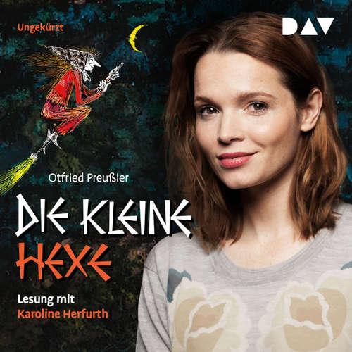 Hoerbuch Die kleine Hexe - Otfried Preußler - Karoline Herfurth