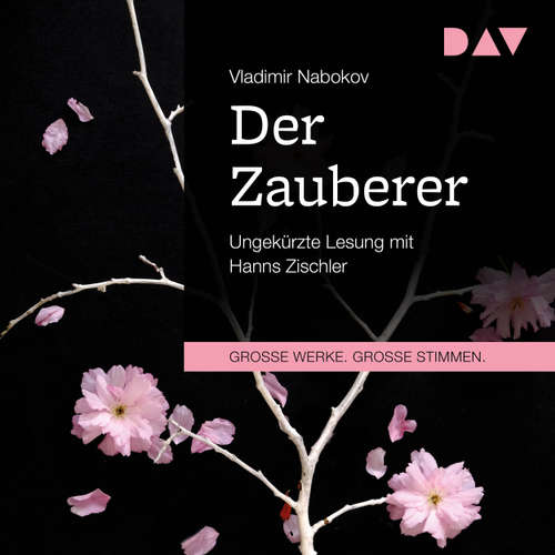 Hoerbuch Der Zauberer - Vladimir Nabokov - Hanns Zischler