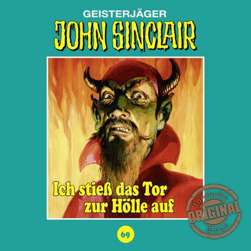 Hoerbuch John Sinclair, Tonstudio Braun, Folge 69: Ich stieß das Tor zur Hölle auf. Teil 1 von 3 - Jason Dark -  Diverse