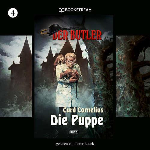 Hoerbuch Die Puppe - Der Butler, Folge 4 - Curd Cornelius - Peter Bocek