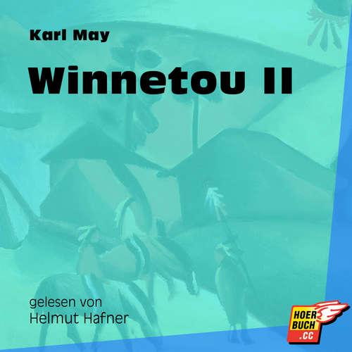 Hoerbuch Winnetou II - Karl May - Helmut Hafner