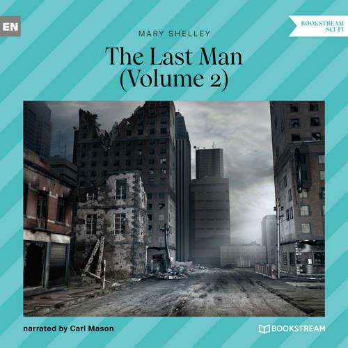 Audiobook The Last Man, Volume 2 - Mary Shelley - Carl Mason