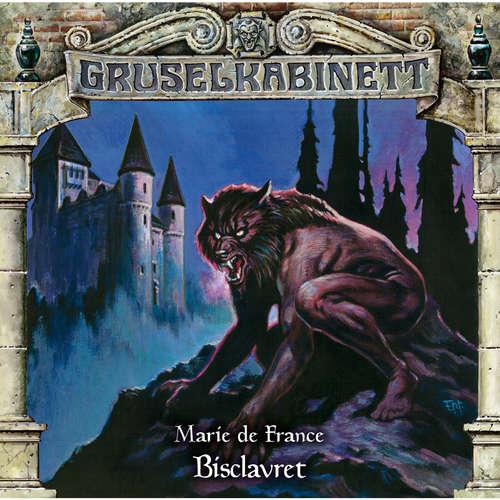 Hoerbuch Gruselkabinett, Folge 166: Bisclavret - Marie de France - Rolf Berg