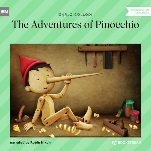 Audiobook The Adventures of Pinocchio - Carlo Collodi - Robin Nixon