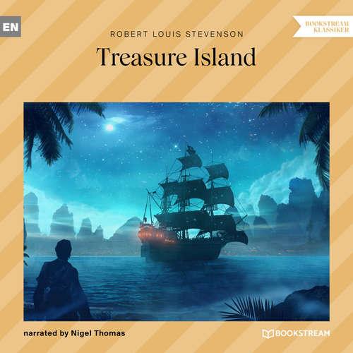 Audiobook Treasure Island - Robert Louis Stevenson - Nigel Thomas