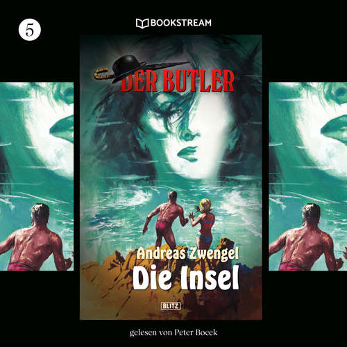 Hoerbuch Die Insel - Der Butler, Folge 5 - Andreas Zwengel - Peter Bocek