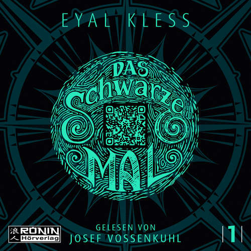 Hoerbuch Das schwarze Mal - Der Puzzler, Band 1 - Eyal Kless - Josef Vossenkuhl