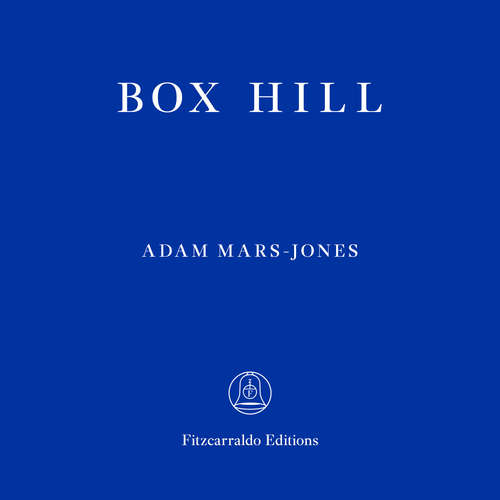 Audiobook Box Hill - Adam Mars-Jones - Malcolm Sinclair