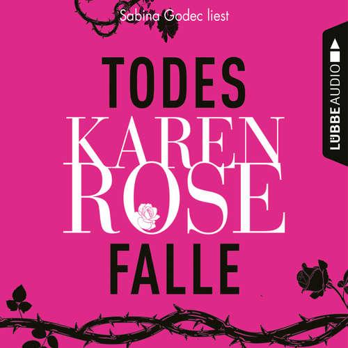 Hoerbuch Todesfalle - Die Baltimore-Reihe, Teil 5 - Karen Rose - Sabina Godec