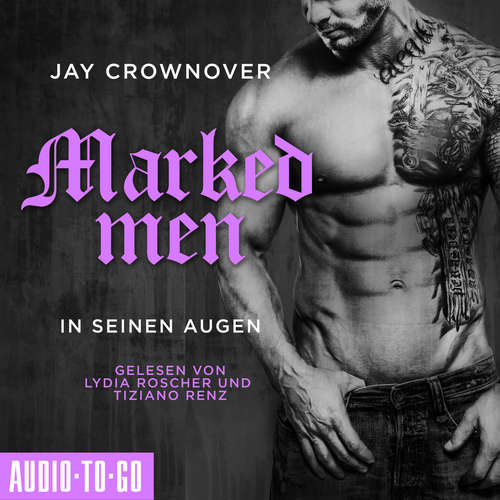 Hoerbuch In seinen Augen - Marked Men, Folge 1 - Jay Crownover - Lydia Roscher
