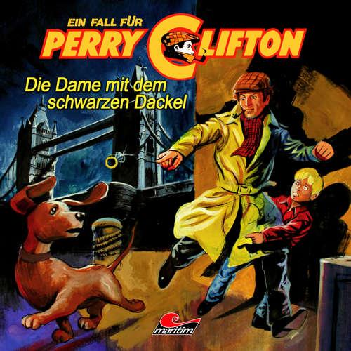 Hoerbuch Perry Clifton, Die Dame mit dem schwarzen Dackel - Wolfgang Ecke - Ulrich Kuhlmann