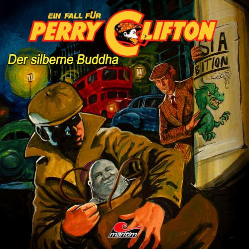 Hoerbuch Perry Clifton, Der silberne Buddha - Wolfgang Ecke - Karl-Heinz Martell
