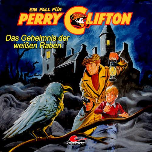 Hoerbuch Perry Clifton, Das Geheimnis der weißen Raben - Wolfgang Ecke - Hansjörg Felmy