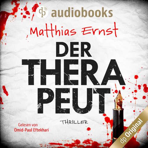 Hoerbuch Der Therapeut - Matthias Ernst - Omid-Paul Eftekhari