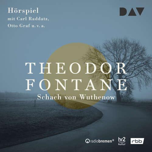 Hoerbuch Schach von Wuthenow - Theodor Fontane - Carl Raddatz