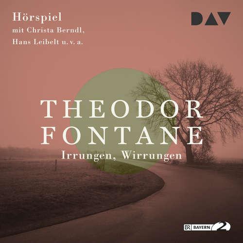 Hoerbuch Irrungen, Wirrungen - Theodor Fontane - Wilhelm Borchert