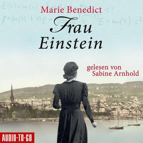 Hoerbuch Frau Einstein - Marie Benedict - Sabine Arnhold