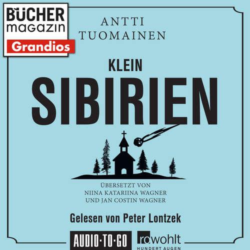 Hoerbuch Klein Sibirien - Antti Tuomainen - Peter Lontzek