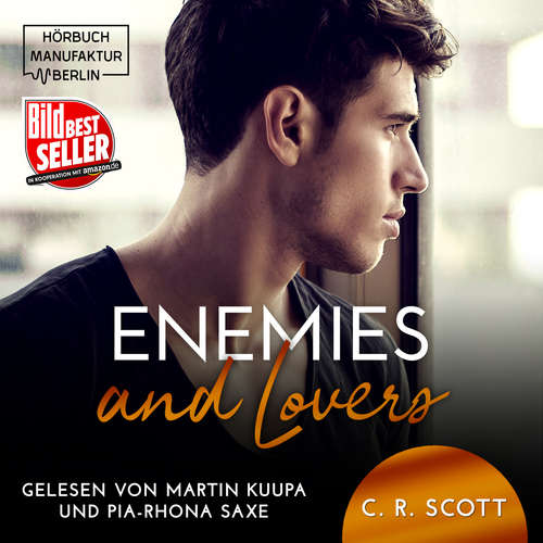 Audiobook Enemies and Lovers - C. R. Scott - Pia-Rhona Saxe