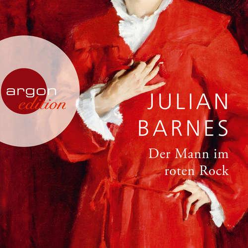 Hoerbuch Der Mann im roten Rock - Julian Barnes - Frank Arnold
