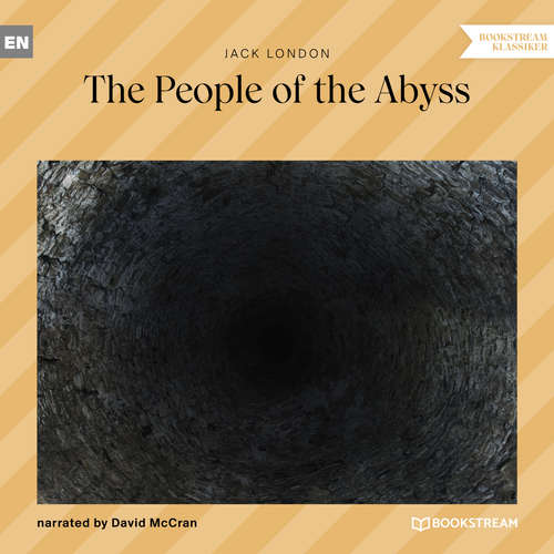 Audiobook The People of the Abyss - Jack London - David McCran