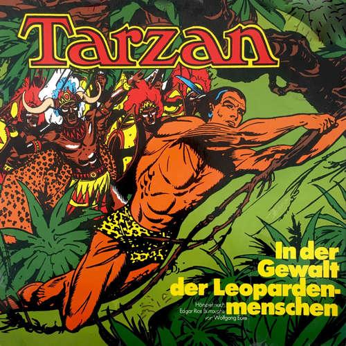 Hoerbuch Tarzan, Folge 5: In der Gewalt der Leopardenmenschen - Edgar Rice Burroughs - Wolfgang Reinsch
