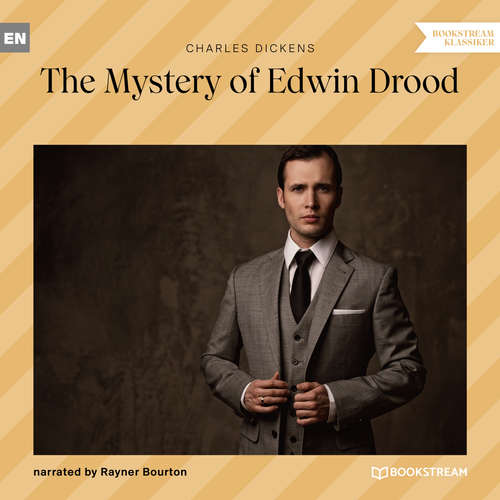 Audiobook The Mystery of Edwin Drood - Charles Dickens - Rayner Bourton