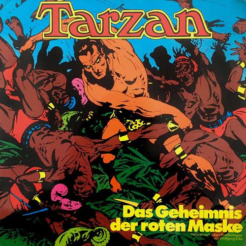 Hoerbuch Tarzan, Folge 6: Das Geheimnis der roten Maske - Edgar Rice Burroughs - Heinz Schimmelpfennig