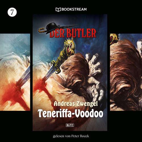 Hoerbuch Teneriffa-Voodoo - Der Butler, Folge 7 - Andreas Zwengel - Peter Bocek
