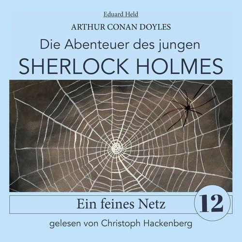 Hoerbuch Sherlock Holmes: Ein feines Netz - Die Abenteuer des jungen Sherlock Holmes, Folge 12 - Sir Arthur Conan Doyle - Christoph Hackenberg