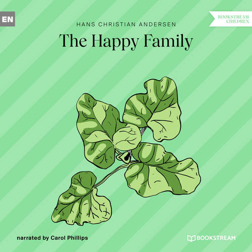 Audiobook The Happy Family - Hans Christian Andersen - Carol Phillips