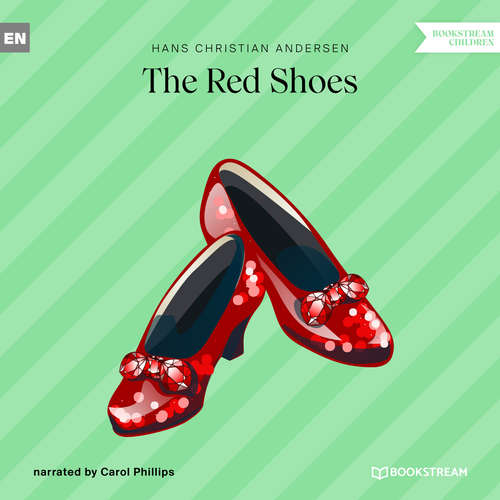 Audiobook The Red Shoes - Hans Christian Andersen - Carol Phillips